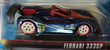 Speed Machines Ferrari 333SP Blue