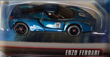 Speed Machines Enzo Ferrari Blue