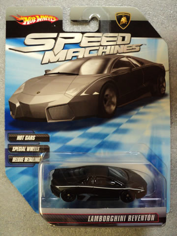 2010 Speed Machines - Lamborghini Reventon Black
