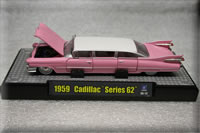 M2 Machines Stretch Rods 1959 Cadillac Series 62
