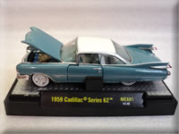 M2 1959 Cadillac Mexico Release White Roof