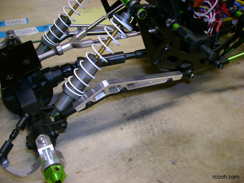 FLM Skid plate links 101mm