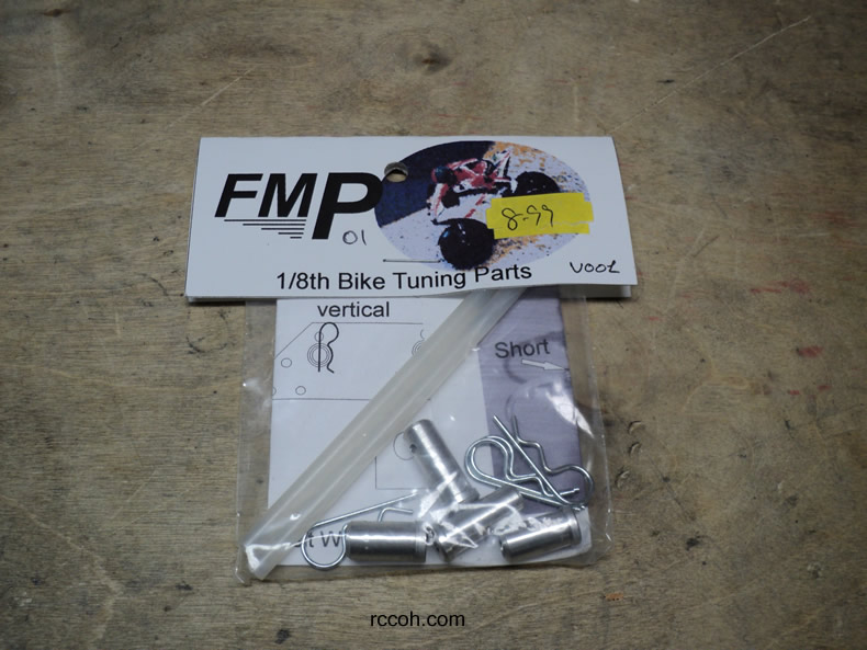 FMP Scratch Bars
