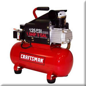 Craftsman Air Compressor for RC