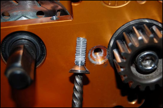 How-to screw extraction picture