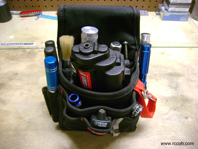 Nitro How-to: Toolbag