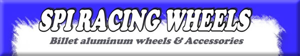 SPI Racing Wheels - Aluminum Rims for R/C