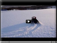 Kyosho Blizzard in Snow Video