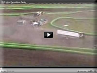 RC Demolition Derby Video