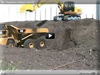 RC Earth Movers Video