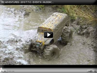 RC Mud Bogging Video